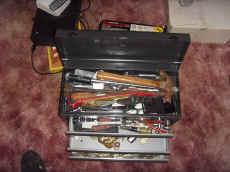 Tool Box With Tools.JPG (85440 bytes)